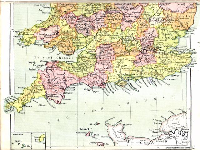 Engleska i Wales / England and Wales