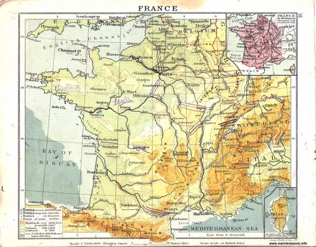Francuska / France