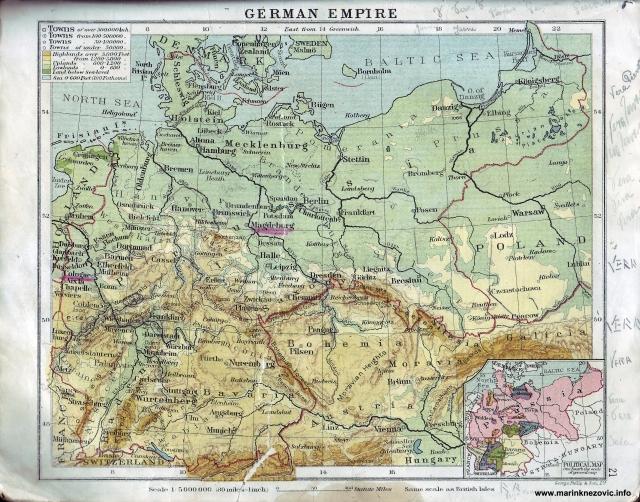 Njemačko carstvo / German Empire