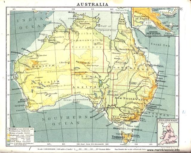 Australija /Australia