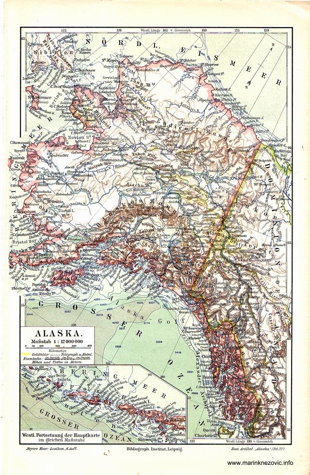 Alaska / Aljaska