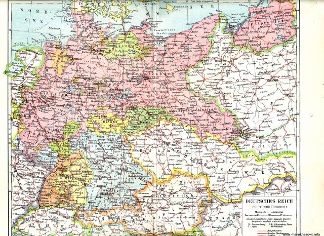 Deutsches Reich / Njemačka između dva svjetska rata