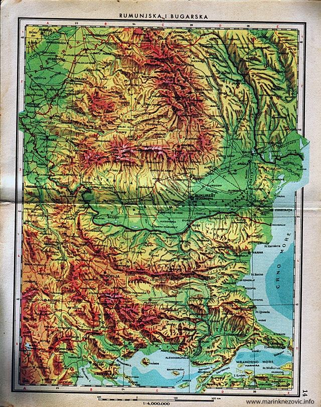 Rumunjska i Bugarska