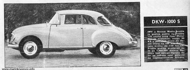 DKW 1000 S