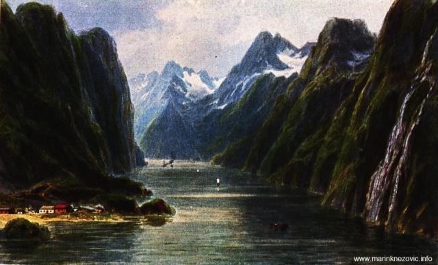 Unutar Sogne fjorda/ Im innern Sogne Fjord