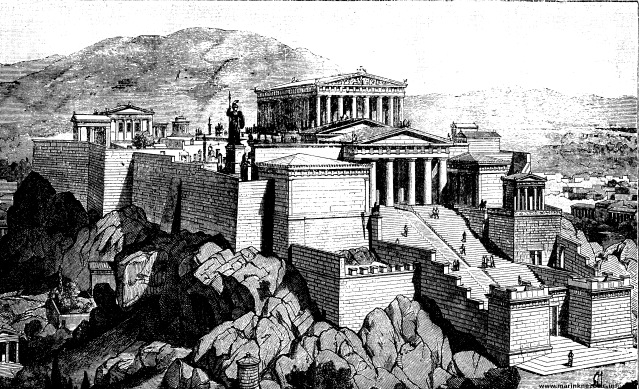 Atenska akropola