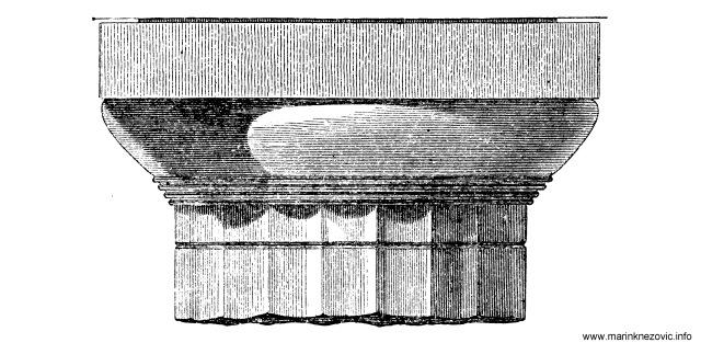Glavica dorskog stupa