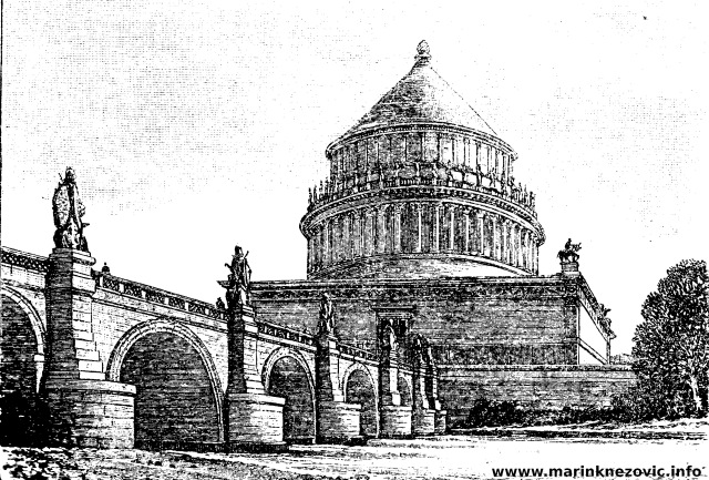 Rekonstrukcija mauzoleja cara Hadrijana