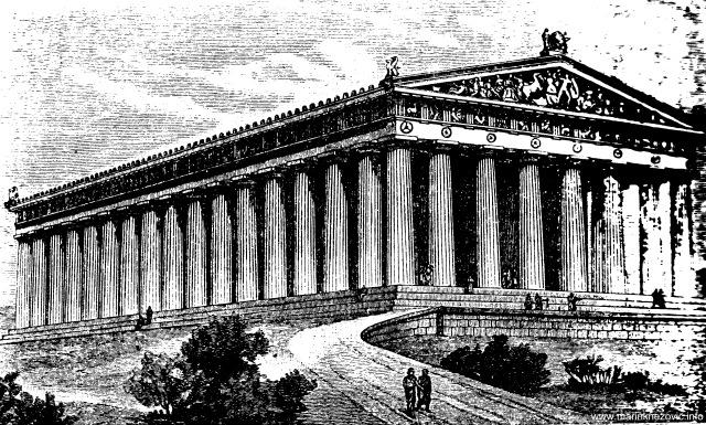 Rekonstrukcija Partenona