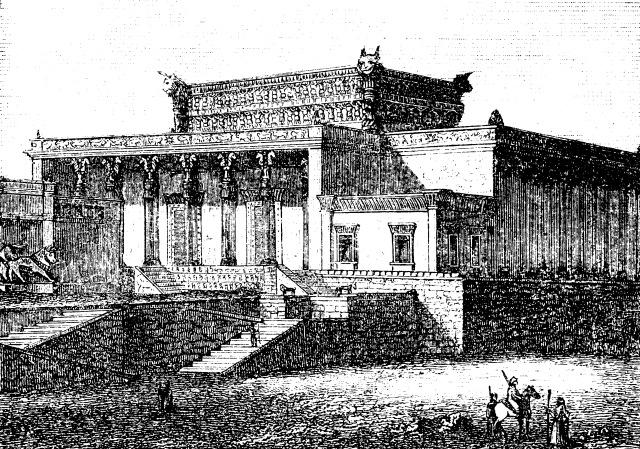 Rekonstrukcija Perzepolisa