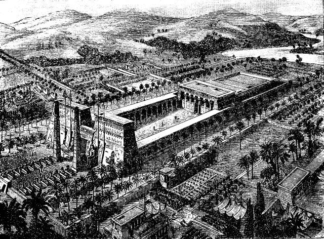 Egipatski hram