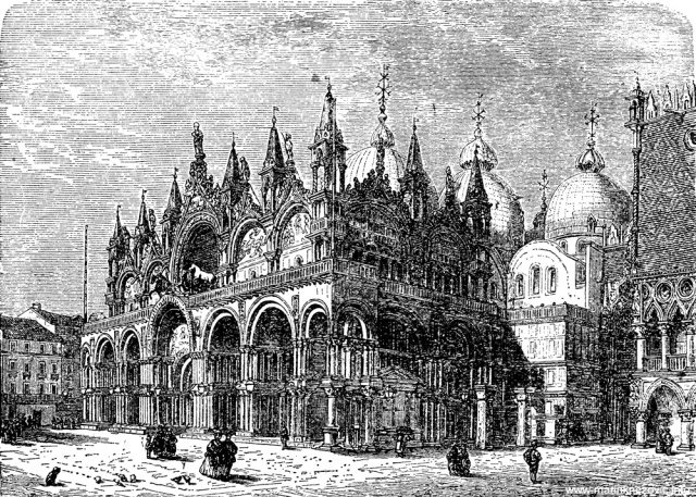 Crkva Sv. Marka u Veneciji