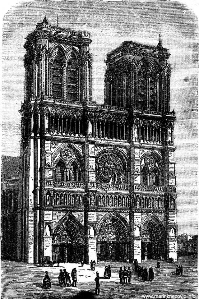 Notre Dame u Parizu