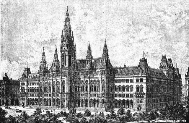 Beč. gradska vijećnica