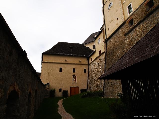 Forchtenstein – Fraknavski grad – Fraknókő