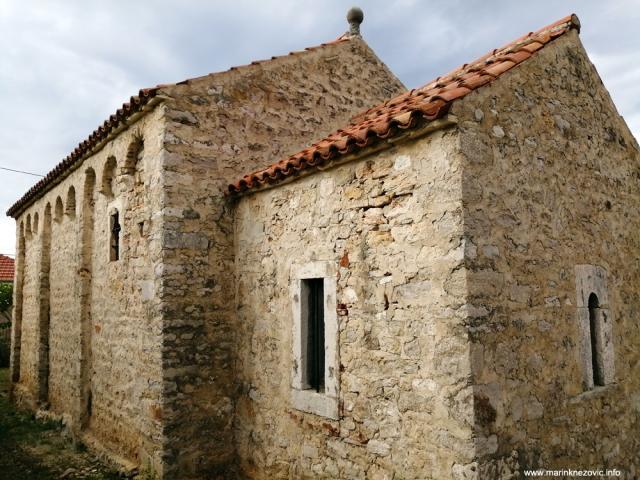 Crkva sv. Ivana Krstitelja Preko