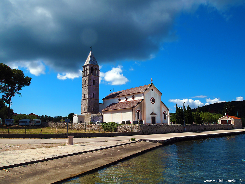 Pašman, crkva Sv. Marije