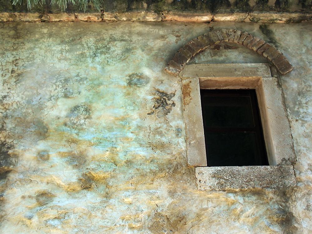 Mali Pašman, kapela Sv. Roka